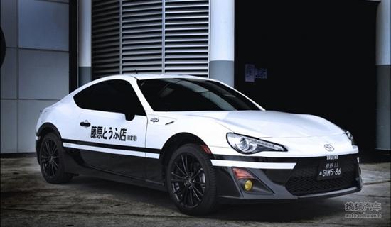 丰田gt86改装 高清图片