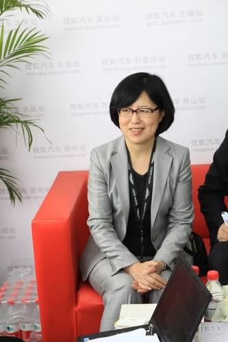 郑津兰 阿斯顿马丁拉共达汽车销售公司中国区总裁