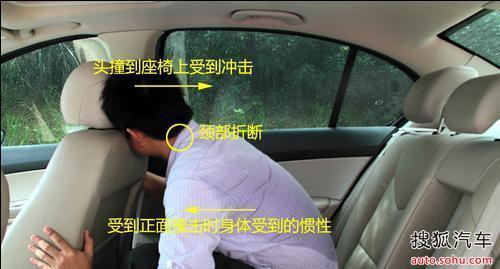 起亚提醒您安全带的正确使用方法