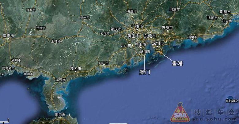 g75兰海高速-g15沈海高速-s32-g4-s30-g15 大概是这样,记不太清了