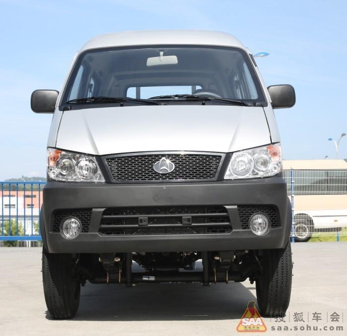 长安新豹mini柴油版 安全又实惠 高清图片