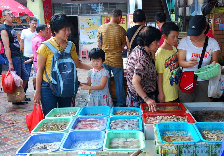 广州精选面食从美食到南沙300公里之旅花都行穿越图片自驾美食图片
