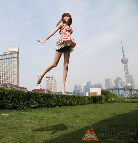 网络人气美女叶梓萱诱惑写真 与《康熙来了》