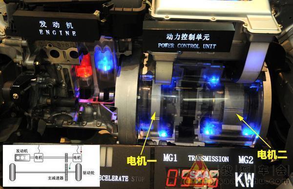 f3dm双模电动车基本原理与试驾图解