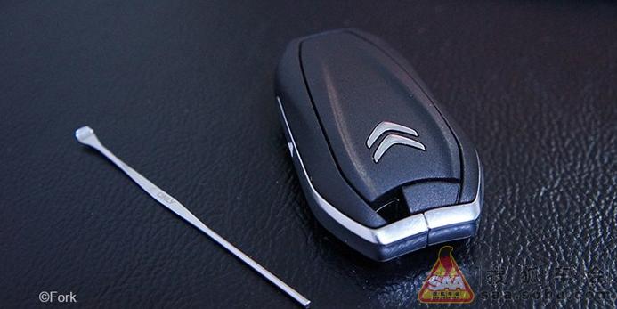 c4l日记之车钥匙及换遥控钥匙电池高清图片