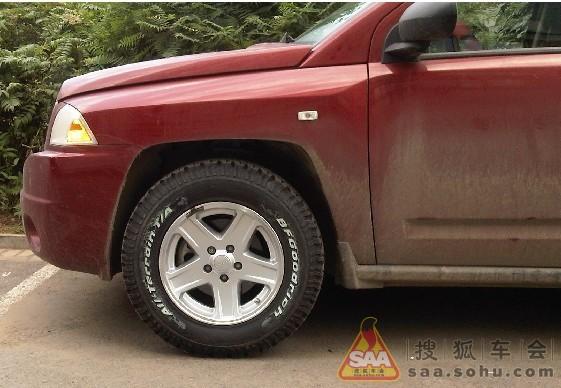 jeep 款 改装轮毂 加强型 16寸 et 10 有需要的吗高清图片