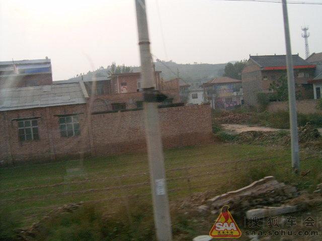 太原--运城 火车 路上(原创版)