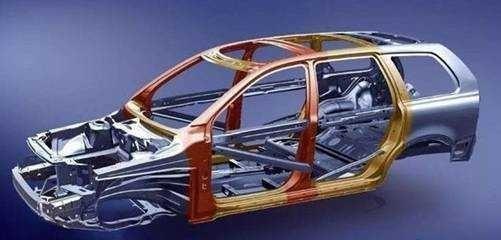 红色的是超高强度钢,黄色的是特高强度钢,其他部位以高强度钢为主。而之前我们看到事故中的撞击部 分主要在C柱的后面还并不是强度最高的部分这足以证明沃尔沃的车身钢质绝对是没的说!C柱材 质的坚固程度更是非常可靠! 至于驾驶员这位主儿能平安下来和警察谈笑风生,肯定还是靠沃尔沃防翻滚稳定控制系统(RSC)和防翻 滚保护系统(ROPS)的有效控制。这是沃尔沃专门针对SUV车型重心高、侧翻几率大的情况开发的,其工 作原理据我描述如下:通过回转探测器侦测到车辆的侧倾角度和速度,然后计算出极限角度和翻滚的危险 程