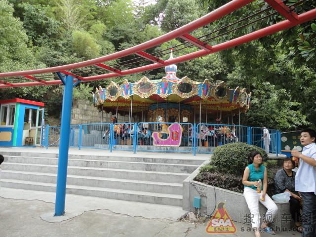 览峙山公园之儿童游乐园