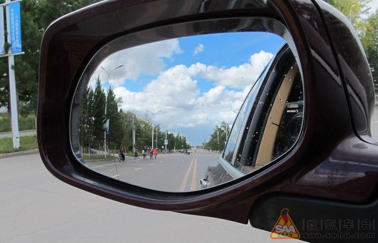 悦动论坛 > 呼伦贝尔发现之旅—倒车镜中的风景