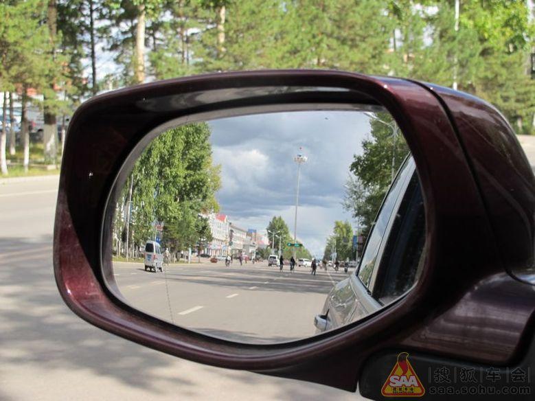 朗逸车友会 > 呼伦贝尔发现之旅—倒车镜中的风景