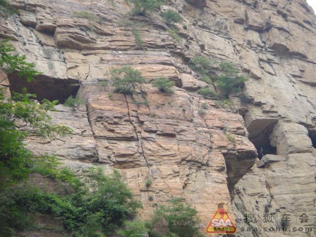 太行山风景区地处河南省西北部