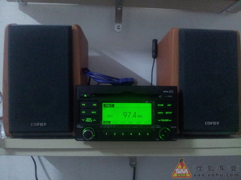 最后效果图   附上京东买的12v电源,35   某宝的cd接线,懒高清图片