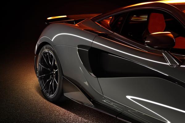 售299.80万 迈凯伦600LT将亮相成都车展